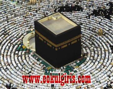 Kabe resmi arabistan Kabenin resmi kutsal mekan
