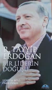Bir liderin doğuşu kitabı kapak resmi