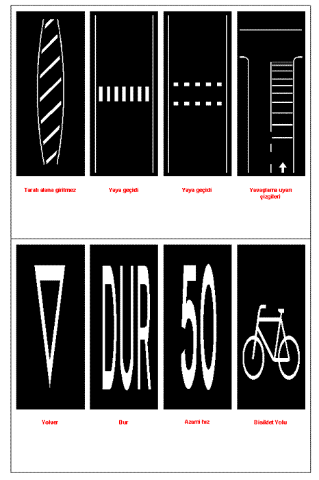Trafik İşaret ve Kuralları